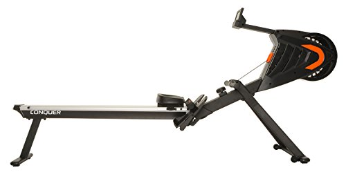 Image of the Conquer Indoor Magnetic Air Rowing Machine