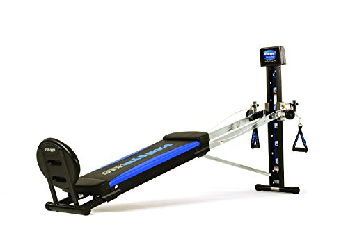 Image of the Total Gym XLS Plus AbCrunch Bench – Universal Home Gym for Total Body Workout