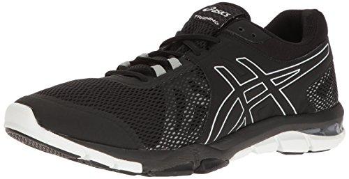 Image of the ASICS Men's Gel-Craze TR 4 Cross-Trainer Shoe, Black/Onyx/White, 11 M US