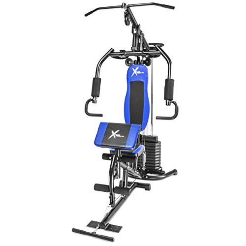 Image of the XtremepowerUS Multifunction Home Gym Station Workout Machine