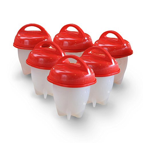 Image of the Egglettes Egg Cooker - Hard Boiled Eggs without the Shell