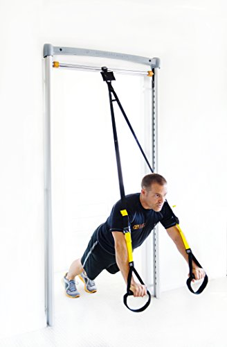 Image of the SoloStrength Ultimate (Doorway Model): Total Body Home Gym Personal Training System (Bundle1)