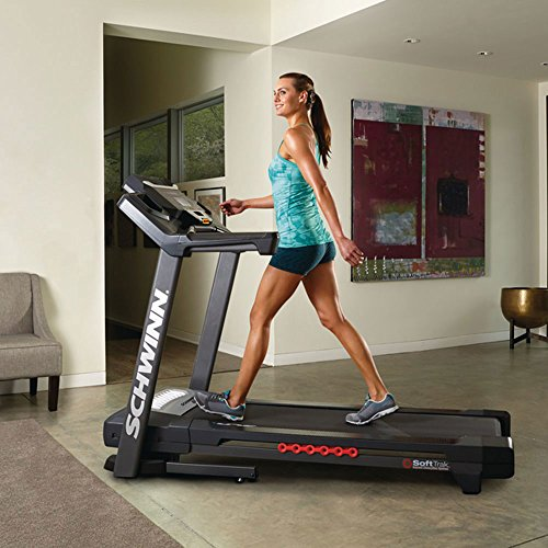 Image of the Schwinn 870 Treadmill