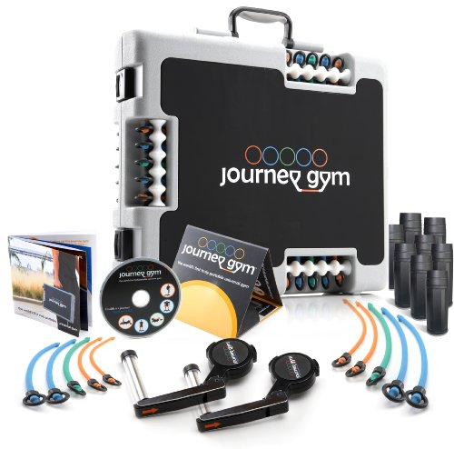 Image of the Journey Gym Portable Universal Gym for Cardio, Strength and Circuit Training