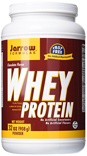 jar of jarrow formulas whey protein