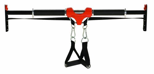 Image of the GoFit Gravity Bar Body Weight Training System With Exercise Dvd & Portable Flipbook