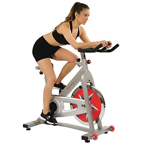 Image of the Sunny Health & Fitness Pro Indoor Cycling Bike