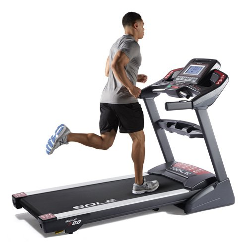 Image of the Sole Fitness F80 Treadmill 2017 Model