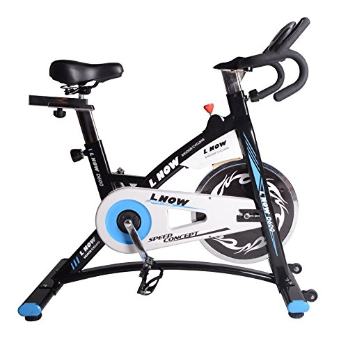 Image of the L NOW Indoor Cycling Bike Smooth Belt Driven (Model D600)