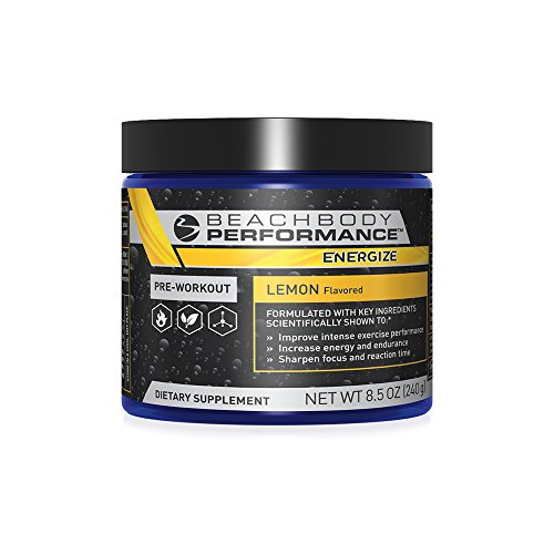 Image of the Beachbody Performance - Energize (Pre-Workout Formula)