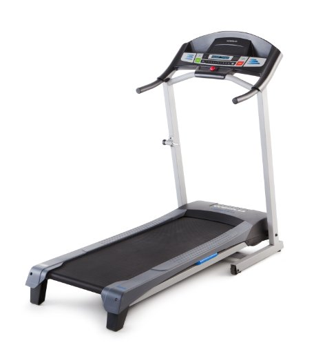 the basic, low cost weslo cadence r 5.2 treadmill