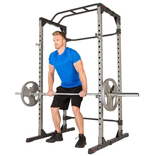 Image of the Fitness Reality 810XLT Super Max Power Cage with 800lbs Weight Capacity