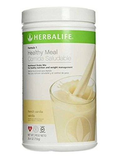 Image of the Herbalife Formula 1 Shake Mix - French Vanilla (750g)