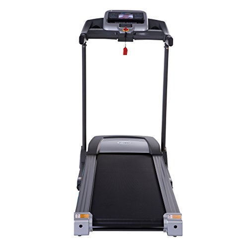 Image of the EFITMENT Auto Incline Bluetooth Motorized Treadmill w/Speakers & Folding for Running & Walking - T012