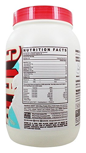 Image of the Ghost 100% Whey Protein Cereal Milk, 924 Grams