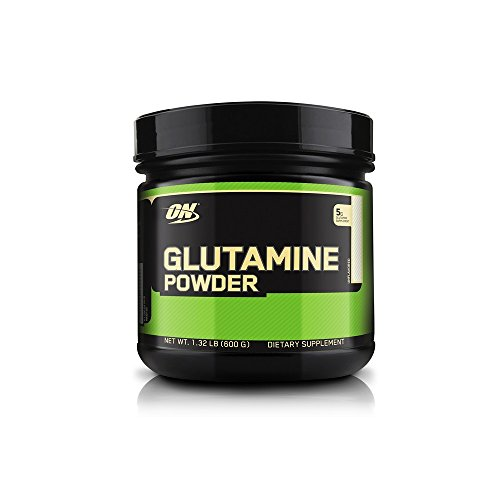Image of the OPTIMUM NUTRITION L-Glutamine Muscle Recovery Powder, 600g