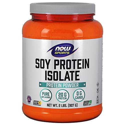 Image of the NOW Foods Soy Protein, 2-Pounds