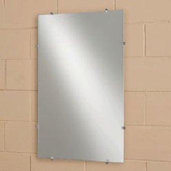 Image of the See All Frameless Flat Mirror - 18X24