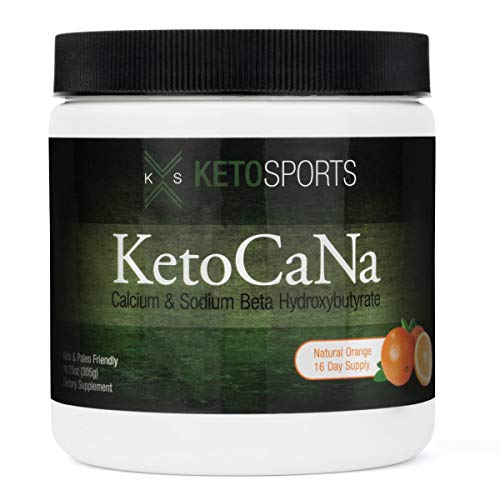 Image of the KetoSports Keto Supplement with Exogenous Ketones - Keto BHB Fueling Physical, Mental Performance, and Keto Diet Support - Premium Keto Powder - KetoCaNa Ketones Supplement