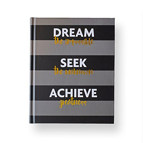 Image of the Fitlosophy Fitspiration 'Dream Seek Achieve' 16 Guided Week Fitness and Gratitude Journal, 8