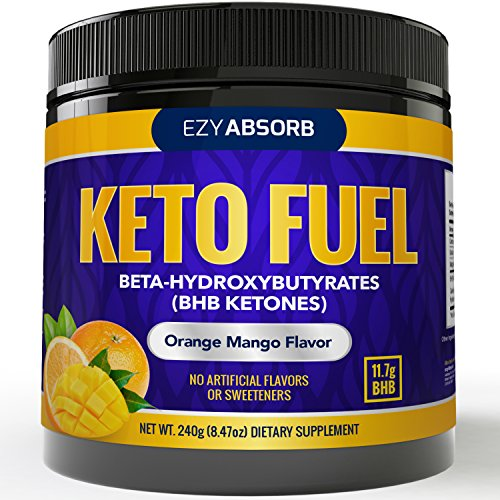 Image of the EzyAbsorb Keto BHB Salts - Exogenous Keto Complex - The Perfect Keto Snack and Keto Drink Formulated for Keto Base, Keto Diet, Keto Meal, Instant Ketones