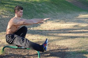 bodyweight glute isolation exercises