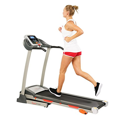 Image of the Sunny Health & Fitness Treadmill Folding Motorized Running Machine
