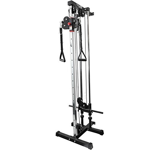 Image of the Valor Fitness BD-62 Wall Mount Cable Station