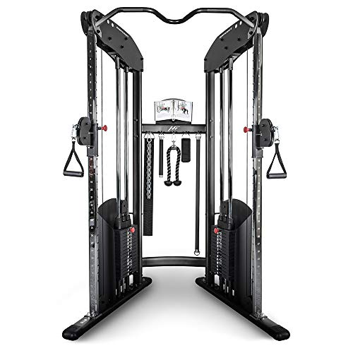 Image of the Ironcompany.com BodyCraft HFT Functional Trainer Home Gym - Dual Adjustable Pulley Machine