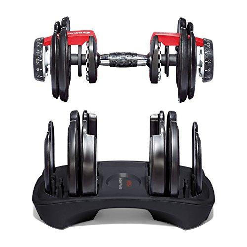 Image of the Bowflex SelectTech 552 Adjustable Dumbbells (Pair)