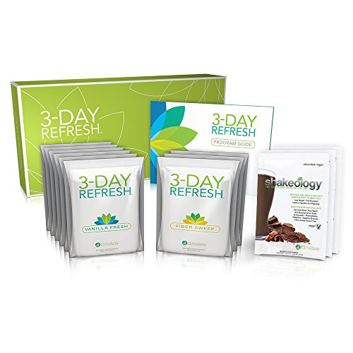 Image of the Chocolate Vegan - Beachbody 3 Day Refresh with Shakeology