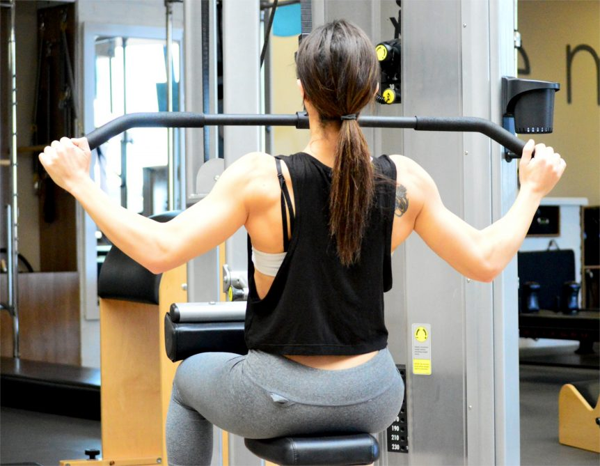 best lat exercises