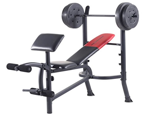 Image of the Weider Pro 265 Weight Bench