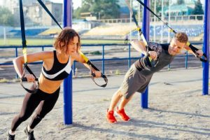 trx alternative suspension workouts